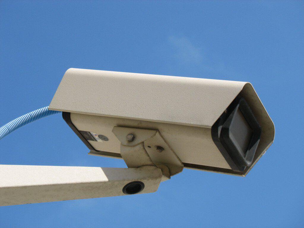 CCTV Camera Grid