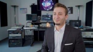 Meet Michael Primeau, BSAET