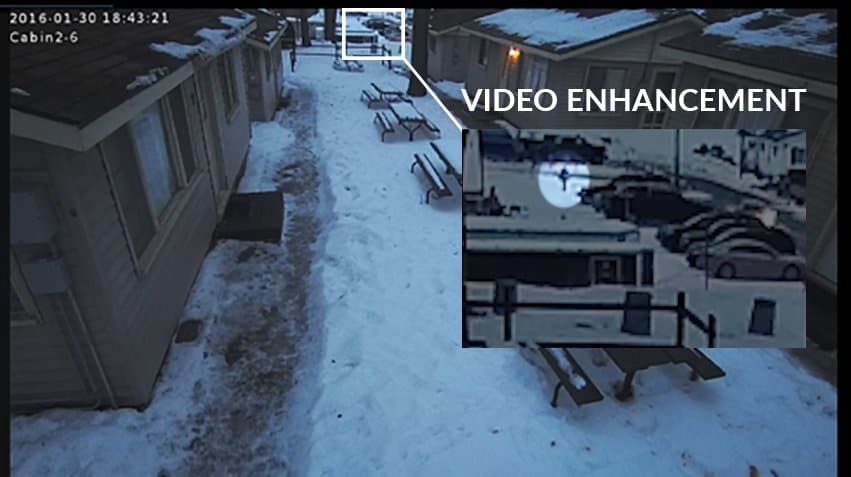 Forensic Video Enhancement, How to Enhance Video Quality